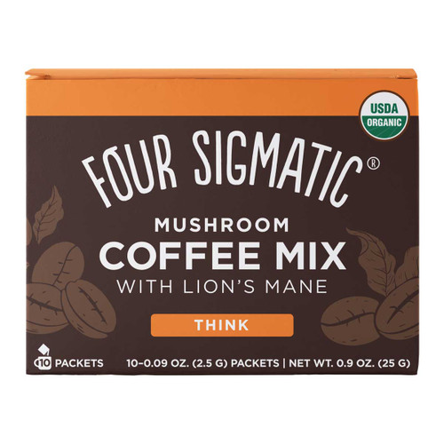 Mushroom Coffee Mix With Lion's Mane - Think