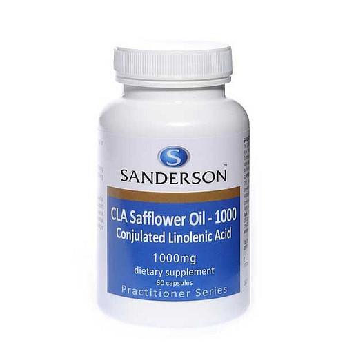 CLA Safflower Oil 1000mg