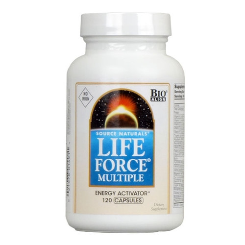 Life Force Multiple - No Iron