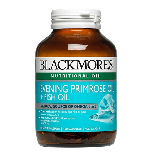 Evening Primrose Oil + Fish Oil