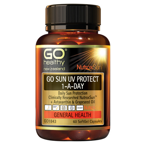 Go Sun UV Protect 1-A-Day