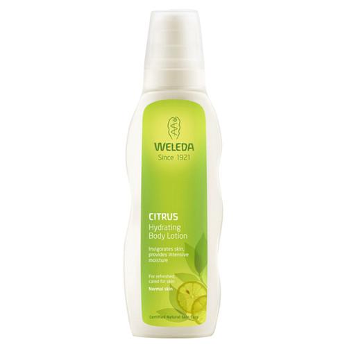 Citrus Hydrating Body Lotion