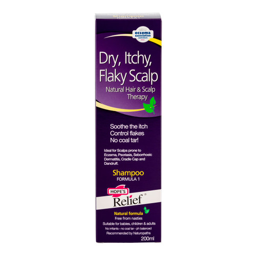 Itchy Flaky Scalp Shampoo