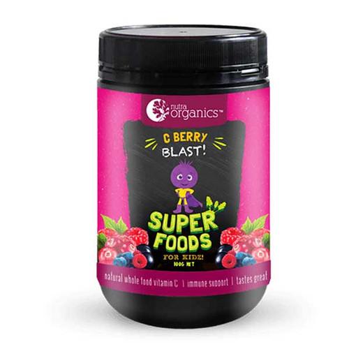 Superfood for Kids C Berry Blast