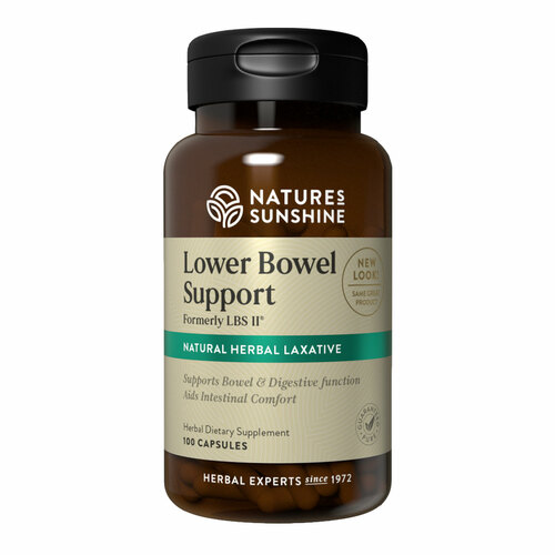 Lower Bowel Support