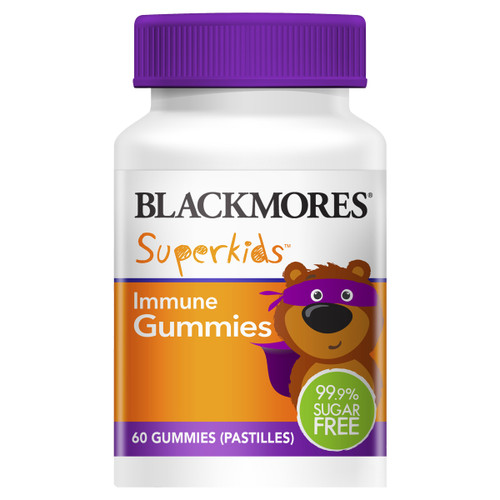 Superkids Immune Gummies