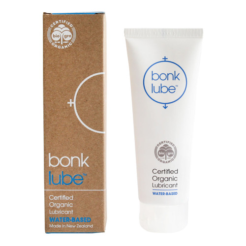 Certified Organic Lubricant Water Based