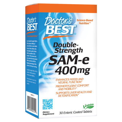 SAMe 400mg Double Strength