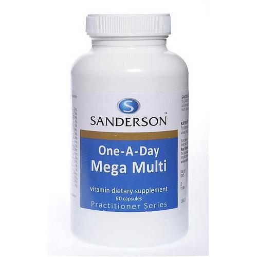One-A-Day Mega Multi