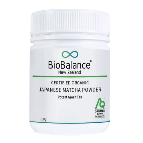 Certified Organic Japanese Matcha Powder