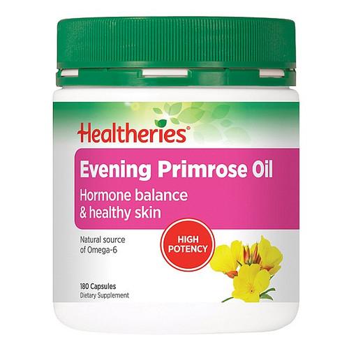 Evening Primrose Oil 1000mg - High Potency