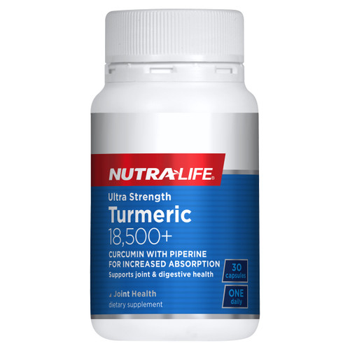 Ultra Strength Turmeric 18500+