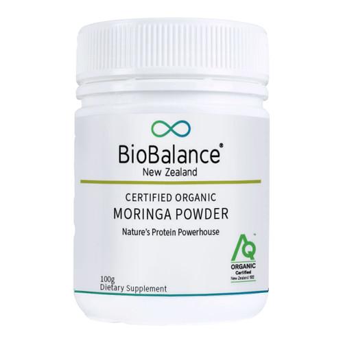 Certified Organic Moringa Powder