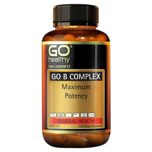 Go B Complex - Maximum Potency