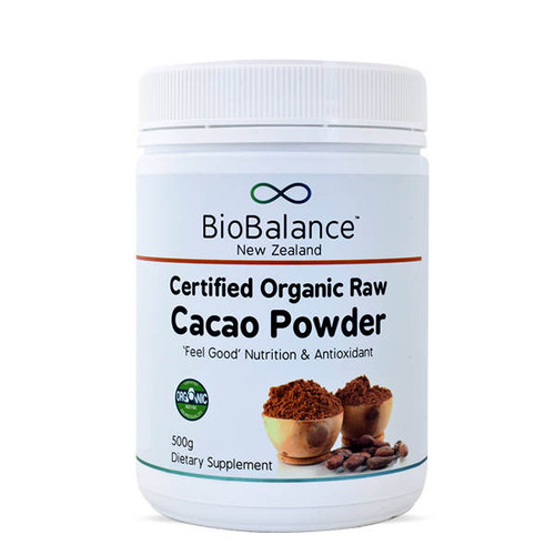 Certified Organic Raw Cacao Powder