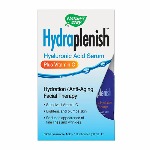 Hydraplenish - Hyaluronic Acid Serum plus Vitamin C