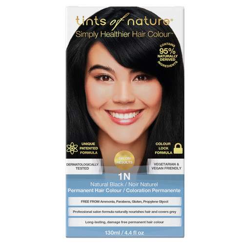 c95c6a18d70 Buy Natural Black (1N) by Tints of Nature I HealthPost NZ