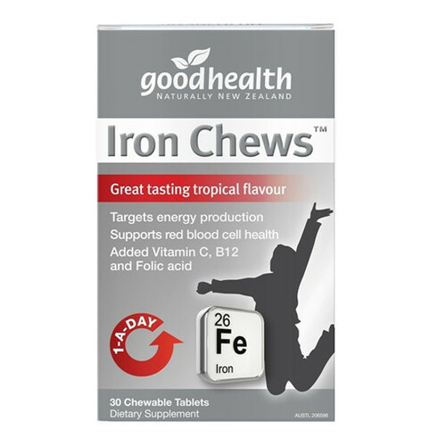 Iron Chews - One a day
