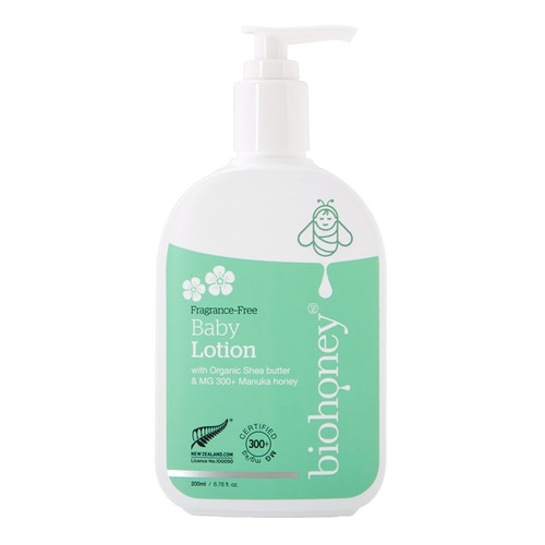 Fragrance Free Baby Lotion