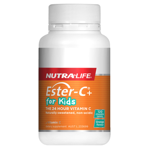 Ester C For Kids 100mg Chewable