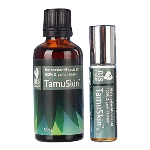 TamuSkin - 100% Organic Tamanu Oil