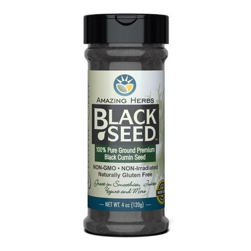 Black Cumin Seed Ground