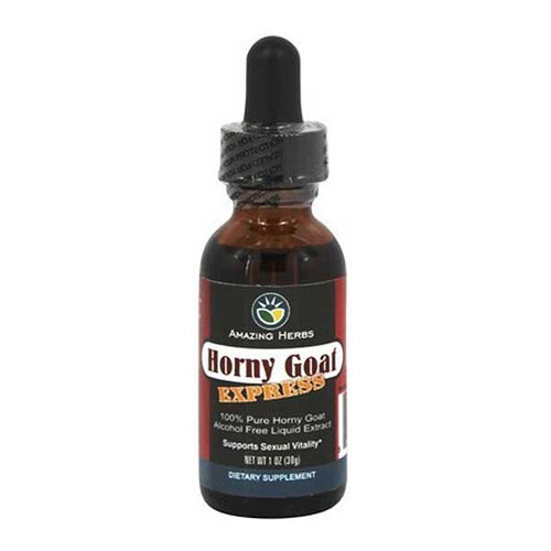Horny Goat Express Liquid Extract