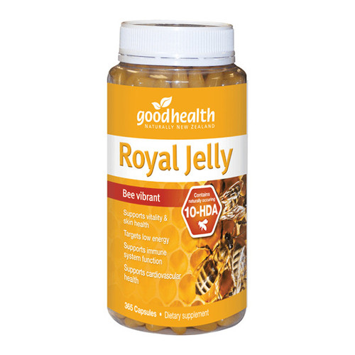 Royal Jelly - Bee vibrant