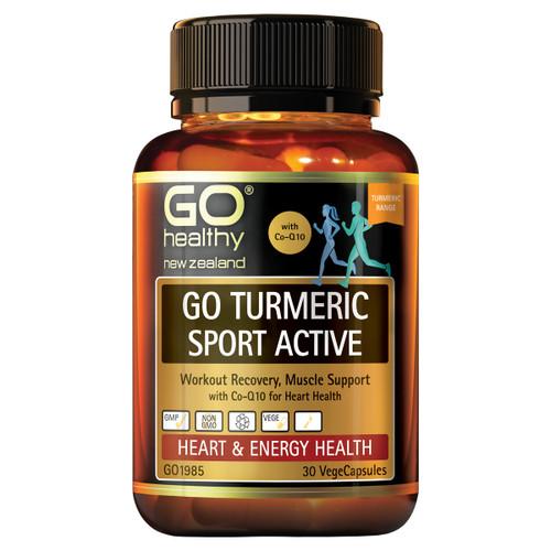 Go Turmeric Sport Active