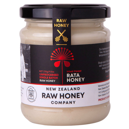 RAW Rata Honey