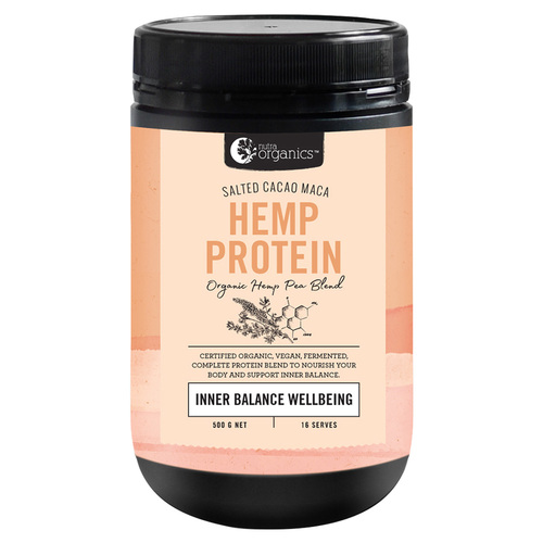 Hemp Protein Salted Cacao Maca