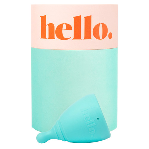 Hello Cup Blue S/M