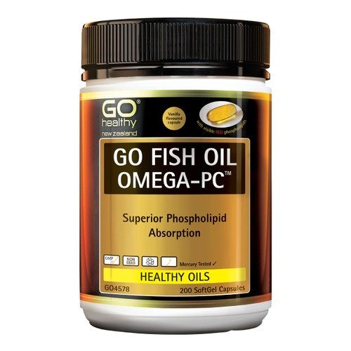 Go Fish Oil Omega-PC