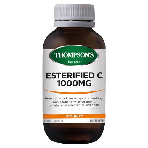 Esterified C 1000mg