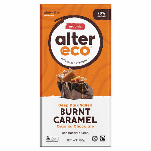 Burnt Caramel 70% Chocolate