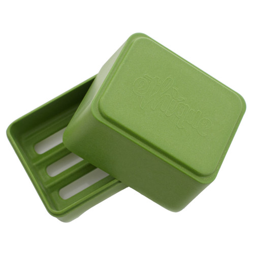 Green In-Shower Container