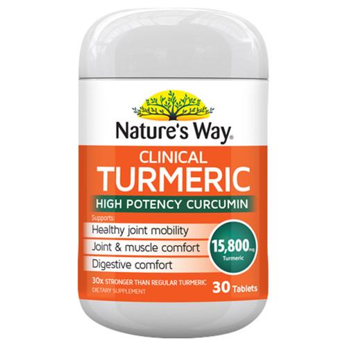 Clinical Turmeric
