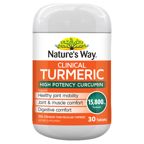Clinical Turmeric