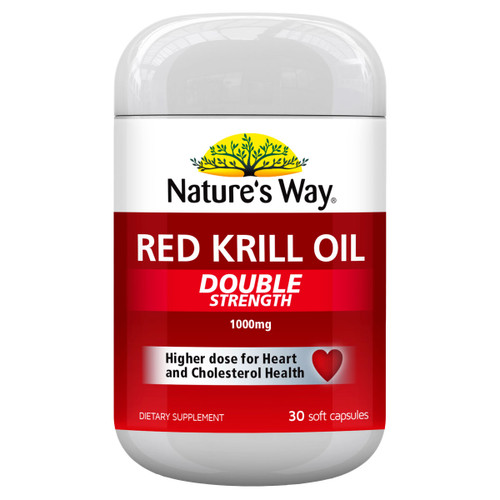 Red Krill Oil 1000mg