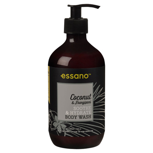 Coconut & Frangipani Soothe & Hydrate Body Wash