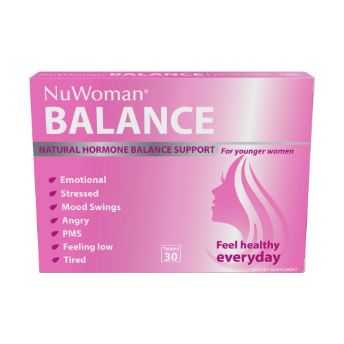 BALANCE Natural Hormone Support 18yrs+
