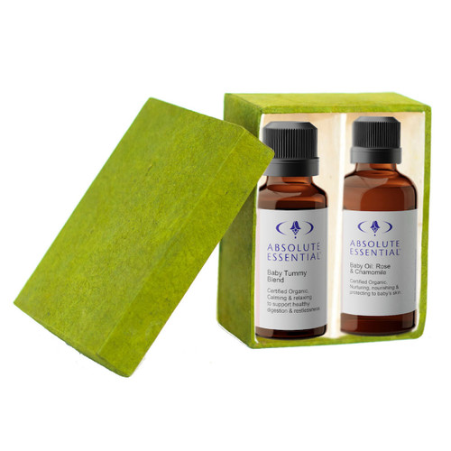 Baby & Child Massage Essentials (Organic)
