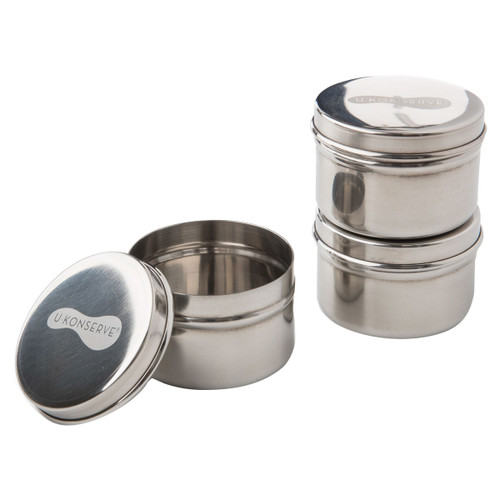 Stainless Steel Food Containers - Mini