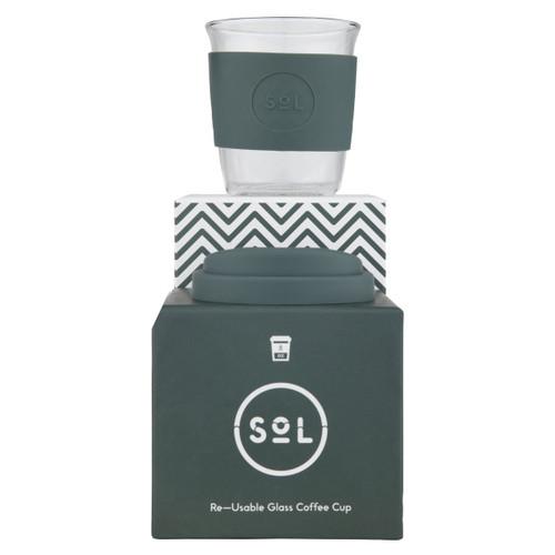 Reusable Cup - Deep Sea Green