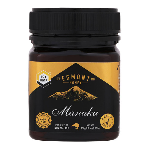 Egmont Honey Manuka Honey UMF 10+