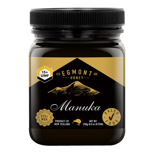Egmont Honey Manuka Honey UMF15+