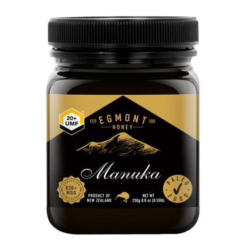 Egmont Honey Manuka Honey UMF 20+