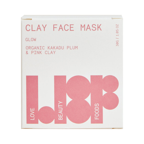 Clay Face Mask - Glow