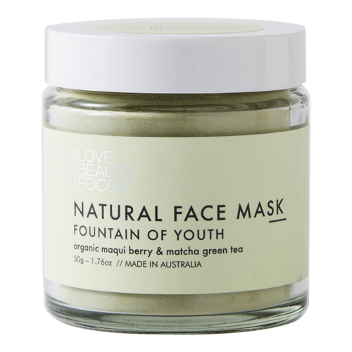 Fountain of Youth Superfood Clay Face Mask