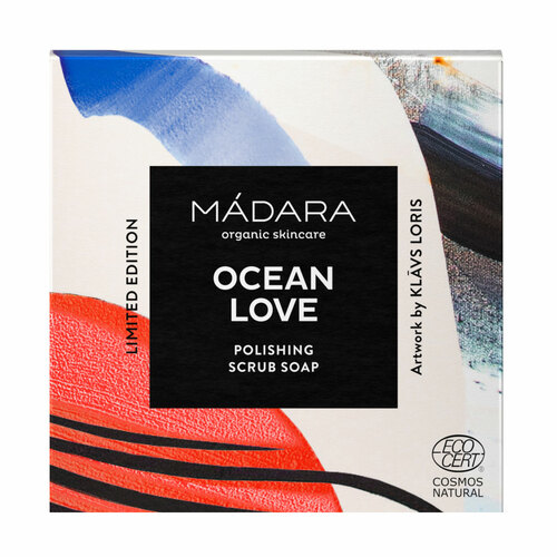 Ocean Love Polishing Scrub Soap